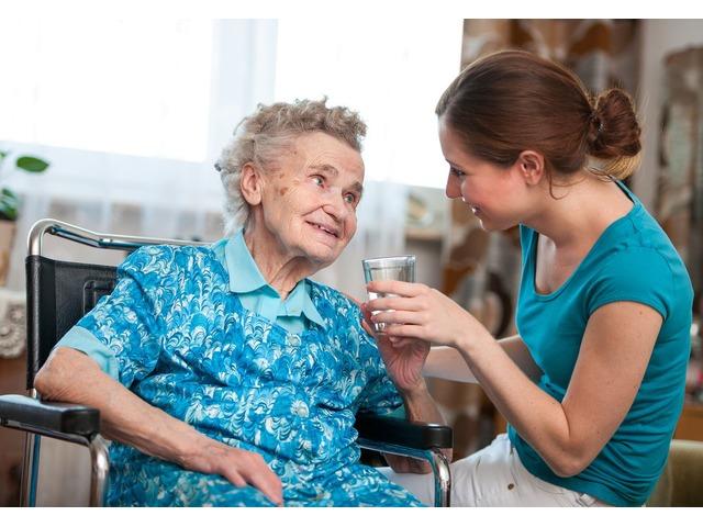 Aide-soignante pour seniors